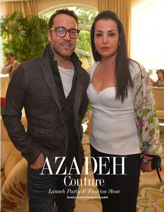 Azadeh in Trend Prive