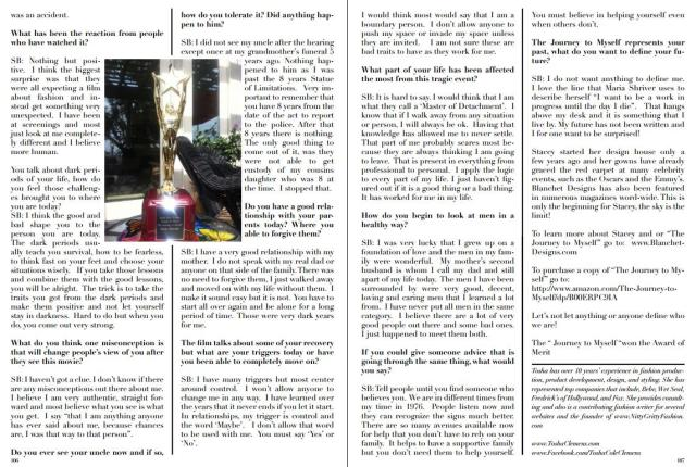 Stacey in Switch Mag 2
