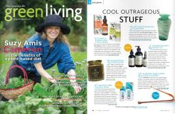Green Living Magazine AZ LaBosh