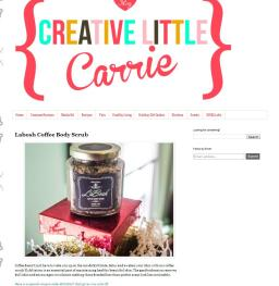 LaBosh Press Creative Little Carrie